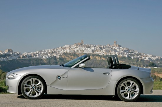 2005 Bmw Z4 Roadster Picture 21423