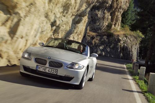 BMW Z4 Roadster – новый уровень удовольствия