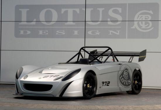 Lotus Circuit Car Prototype