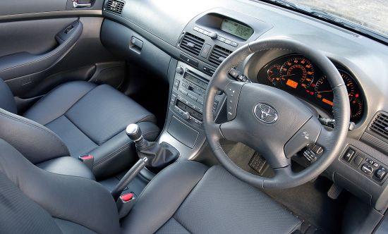Toyota Avensis 2.2-litre D-4D
