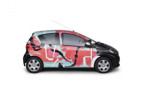 Toyota Aygo Create