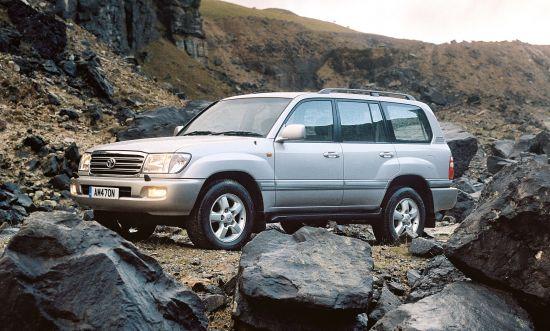 Toyota Land Cruiser Amazon
