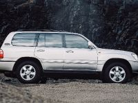 2005 Toyota Land Cruiser Amazon