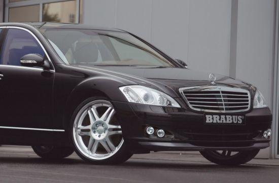 Brabus Mercedes-Benz S-Class