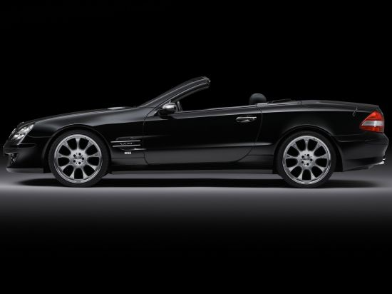 Brabus Mercedes-Benz SL-Class SV12 S Biturbo Roadster