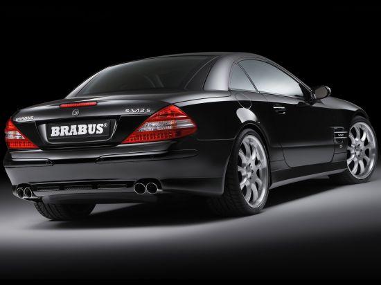 Brabus Mercedes-Benz SL-Class SV12 S Biturbo Roadster