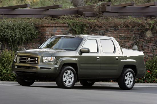 2006 honda ridgeline rtl picture 106611. Black Bedroom Furniture Sets. Home Design Ideas