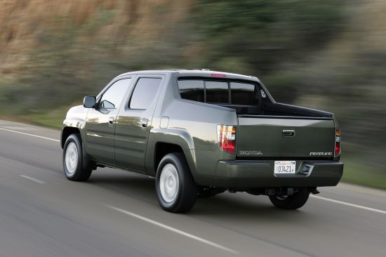 2006 honda ridgeline rtl picture 106637. Black Bedroom Furniture Sets. Home Design Ideas
