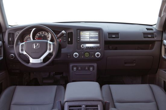 Honda Ridgeline RTL