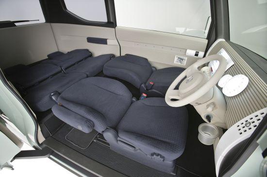 Honda Step Bus Concept