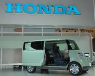 thumbnail image of 2006 Honda Step Bus Concept