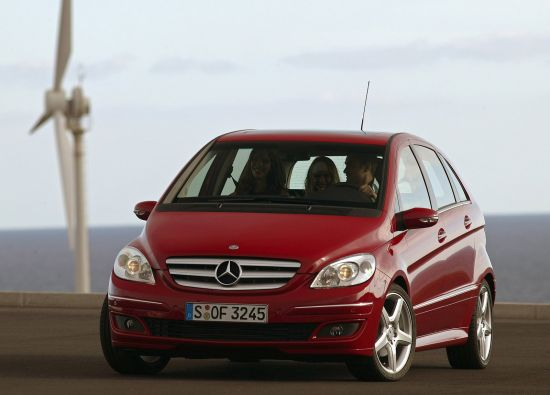 Mercedes-Benz B200 Turbo
