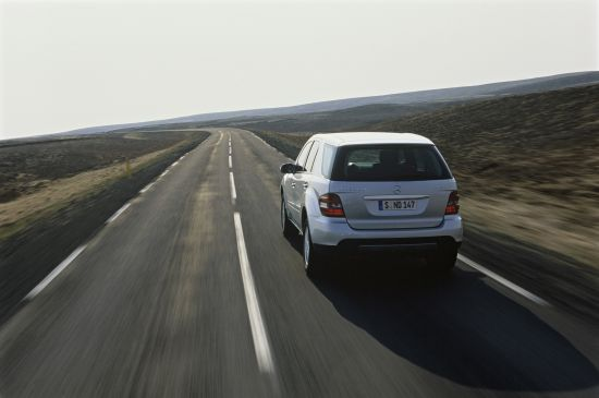 Mercedes-Benz ML420 CDI 4MATIC