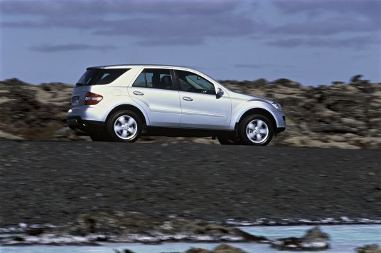 Mercedes-Benz ML420 CDI 4MATIC