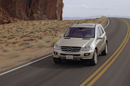 Mercedes-Benz ML500
