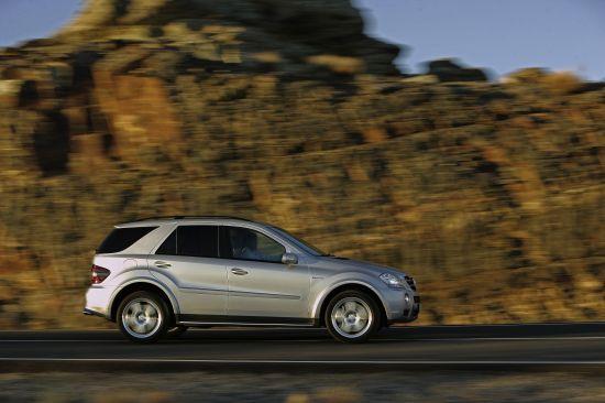 Mercedes-Benz ML63 AMG