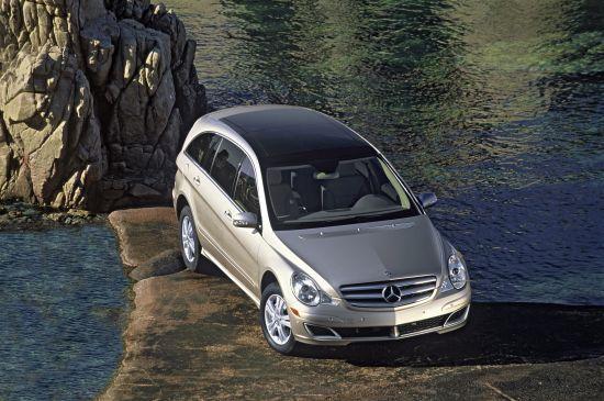Mercedes-Benz R500