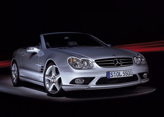 Mercedes-Benz SL55 AMG