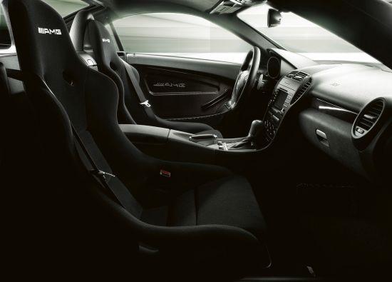 Mercedes-Benz SLK55 AMG SS