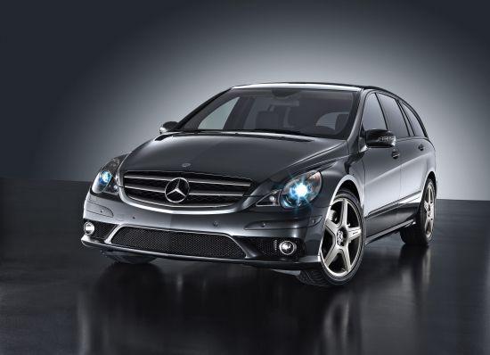 Mercedes-Benz Vision R 63 AMG