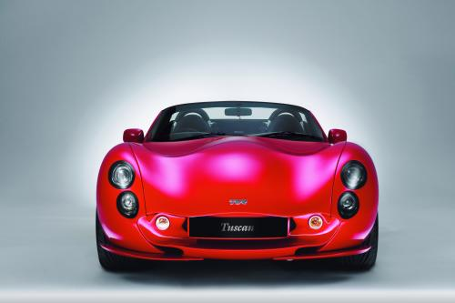 Tvr Tuscan Convertible 2006 Hd Pictures Automobilesreview