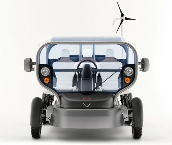 Venturi Electric Concept