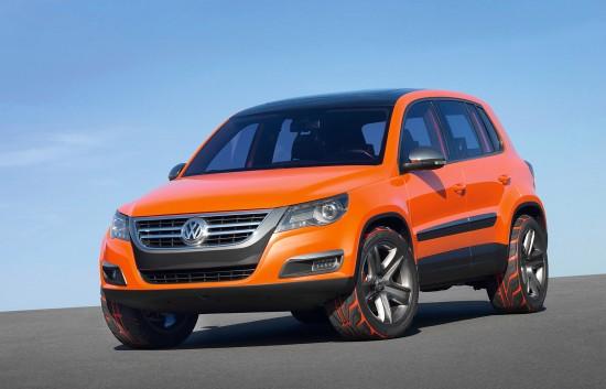 Volkswagen Concept Tiguan