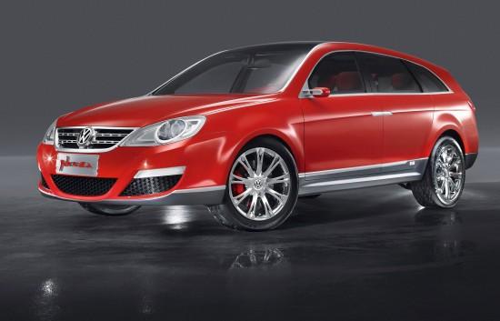 Volkswagen Neeza concept
