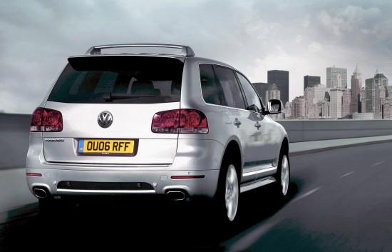 Volkswagen Touareg Altitude