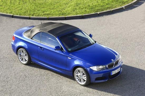 BMW 1 Series E82 135i Convertible