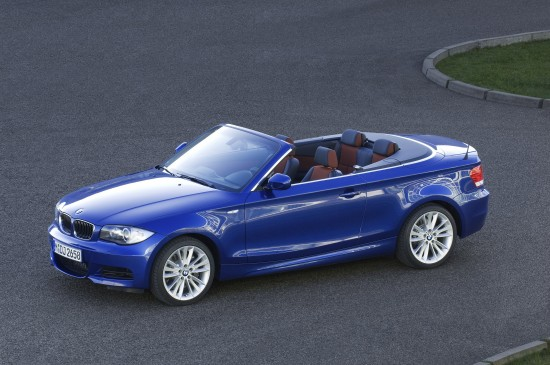 BMW 1 Series E82 135i Convertible