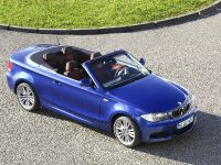 2007 BMW 1 Series E82 135i Convertible