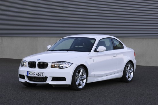 BMW 1 Series E82 135i Coupe