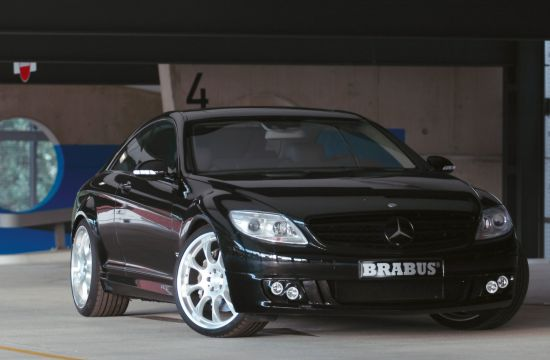 Brabus Mercedes-Benz CL Coupe