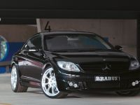 2007 Brabus Mercedes-Benz CL Coupe