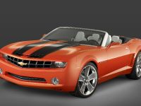 2007 Chevrolet Camaro Concept, 9 of 18