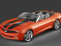 2007 Chevrolet Camaro Concept, 4 of 18