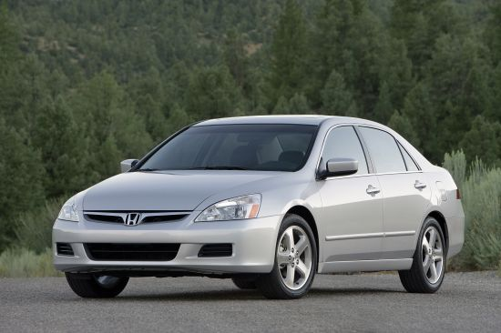 Honda Accord Sedan EX-L