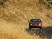 2007 Honda Civic Si Sedan Front Angle