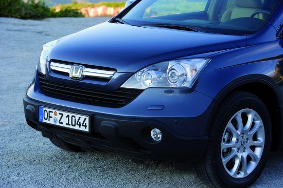 Honda CR-V Euro Specs