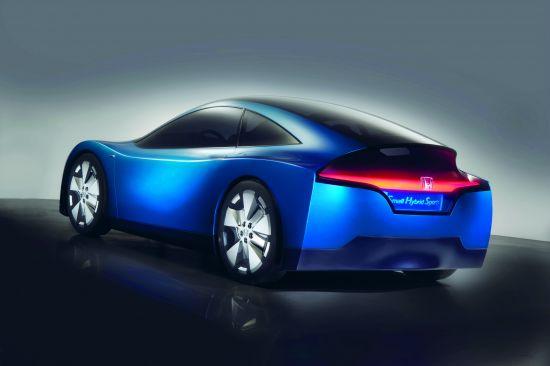 Honda Small Hybrid Sports Concept
