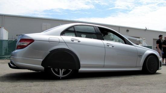 Mercedes-Benz C63 Renntech