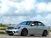 2007 Mercedes-Benz C63 Renntech, 3 of 9