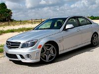 2007 Mercedes-Benz C63 Renntech, 5 of 9
