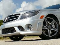 2007 Mercedes-Benz C63 Renntech, 6 of 9