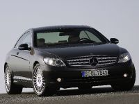 2007 Mercedes-Benz CL500