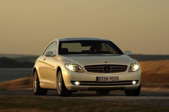 Mercedes-Benz CL600