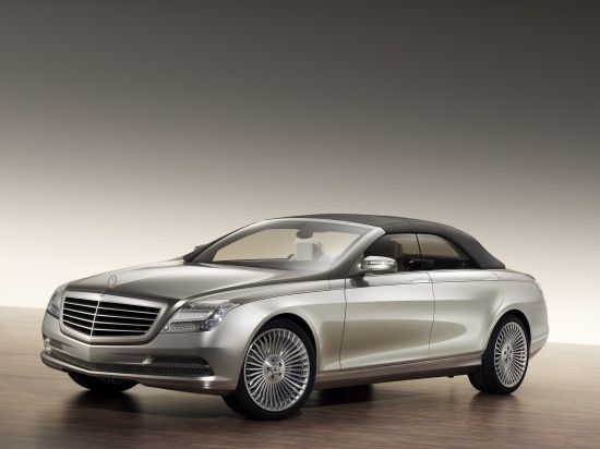 Mercedes-Benz Ocean Drive Concept