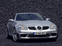 2007 Mercedes-Benz SLK 55 AMG Black Series