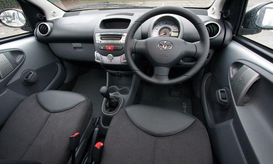 Toyota Aygo Platinum